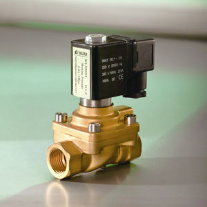 PU220 Series Air Water Gas Oil Solenoid Valve pictures & photos
