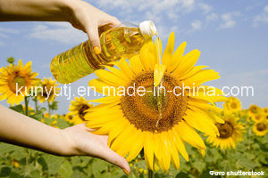 Sunflower Oil Unrefined (is not refined) with High Quality pictures & photos