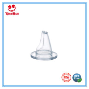 High Transparency Silicone Baby Sippy Cup Nipple pictures & photos
