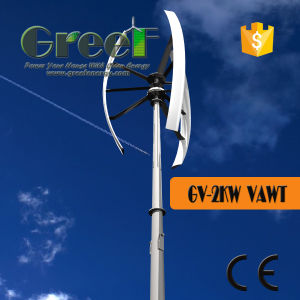 Vertical Wind Turbine Price Electric Generating Windmills for Sales pictures & photos