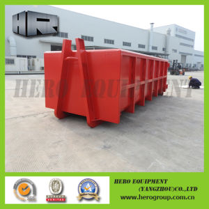 15m Traffic Red Outdoor Hook Bin pictures & photos