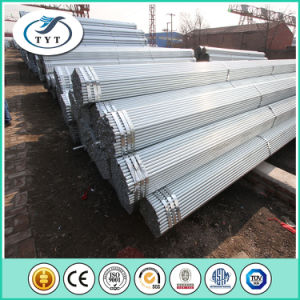 Hot Dipped Galvanized Scaffolding Steel Tube From China Tianjin Tianyingtai Steel Pipe pictures & photos