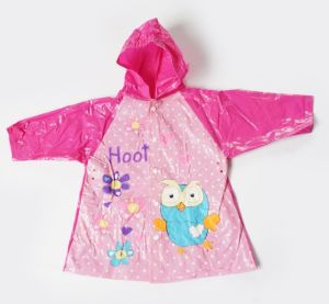 Children Raincoat (sm-w1008)