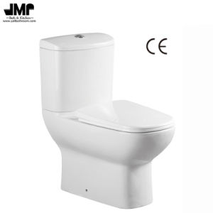 2599 Ce Approved Sanitary Ware Bathroom Washdown Two Piece Ceramic Toilet pictures & photos