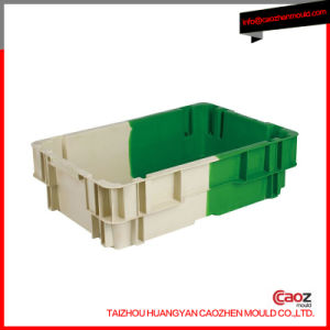 Plastic Injection/Double Colour/Milk Crate Molding