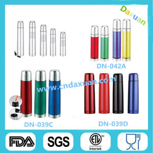 Bullet Flask Stainless Steel Vacuum Flask (DN-039C) pictures & photos