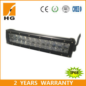 16inch Curved CREE LED Light Bar with 4D Reflector pictures & photos