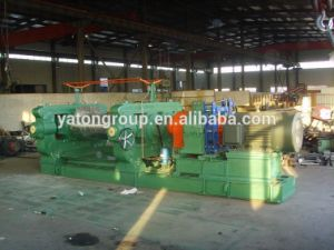 Two roll rubber mixing mill (H type XK-560) pictures & photos
