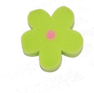 Bath Sponge Scourer in Flower Shape pictures & photos