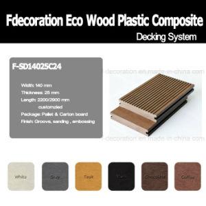 Phosphor Strip Wood Plastic Composite WPC pictures & photos