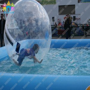 Summer Good Quality and Fashion Big Plastic Water Ball pictures & photos