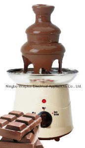 Mini PRO 3-Tier Chocolate Fountain pictures & photos