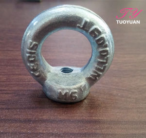 Carbon Steel DIN580/582 Eye Bolt and Eye Nut pictures & photos