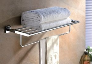 Hotel Bathroom Fittings Series Towel Bar and Cup Holder (PJ16) pictures & photos