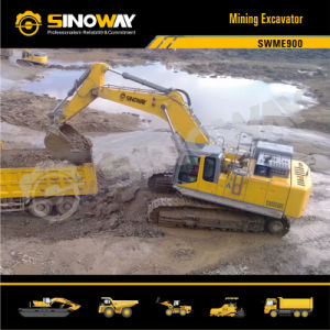 90ton Mining Shovel with 3.5 M3 Bucket pictures & photos