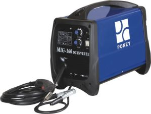 Plastic CO2 DC Inverter MIG Welding Machine pictures & photos