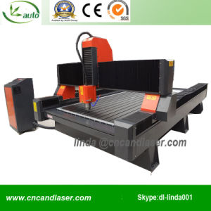 CNC 3D Stone Engraving Machine CNC Stone Milling pictures & photos