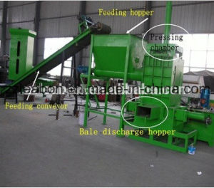 2016 New Design Wood Shaving and Sawdust Packing Machine pictures & photos