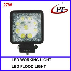 27W Square LED Working Light