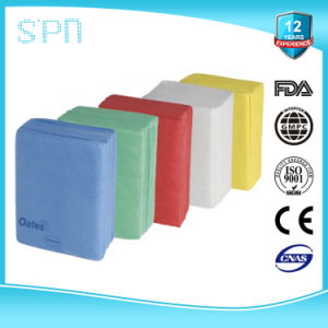 Different Colors Household Products Printed Nonwoven Cleaning Wipes pictures & photos