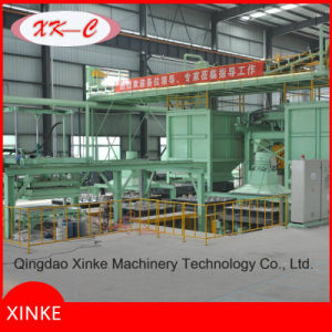 V-Process Molding Line for Foundry Metal Castings pictures & photos
