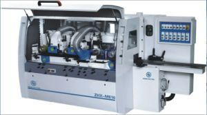 Max Working Width 160mm Six Spindle Four-Side Moulder Machine