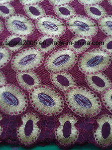 2014 New Fashion/Top Swiss Voile Lace/100% Cotton Embroiderylace. pictures & photos