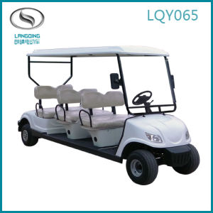 Electric Club Golf Buggy 6 Seats (LQY065)
