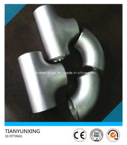 Tp316 Butt Weld Seamless Stainless Steel Fittings pictures & photos