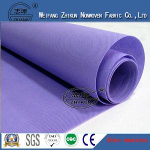 100% PP Nonwoven Fabric in Cross Design pictures & photos
