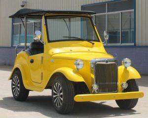 Electric Classic Car P-4e pictures & photos