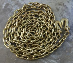 Nacm90 Binder Chain Lashing Chain with 2 Hooks pictures & photos