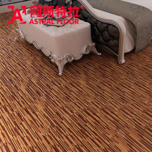 German Technology HDF Mirror Surface Laminate Flooring (AD385) pictures & photos