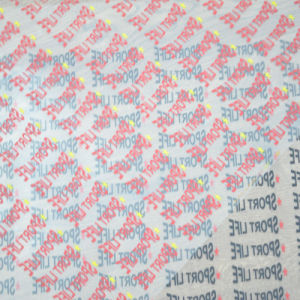 Hot Printing Transfer Labels for Clothing/Bags pictures & photos