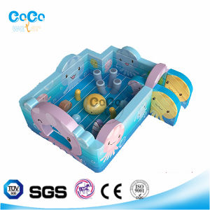 Cocowater Design Inflatable Octopus Theme Bouncer LG9018 pictures & photos