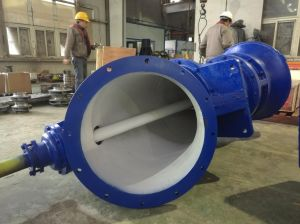 Electrical Submersible Axial Mixed Flow Water Pump pictures & photos