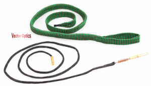 . 22 5.56mm. 308 7.62mm Caliber Rifle Gun Barrel Bore Snake Cleaning Brush Oil Kit pictures & photos