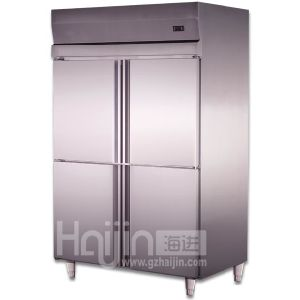 Commercial Kitchen Refrigeration Equipment/Stainless Steel Upright
