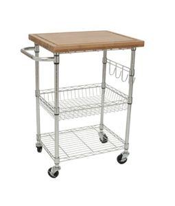 Restaurant Kitchen Commercial Tier Rack Cart pictures & photos