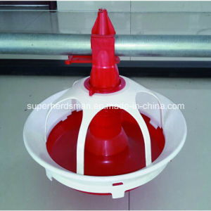 Poultry Farming Equipment Automatic Pan Feeder pictures & photos
