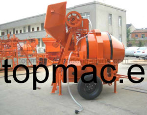High Quality Self Loading Diesel Concrete Mixer pictures & photos