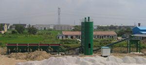 CBW400 Cement Mixing Plant
