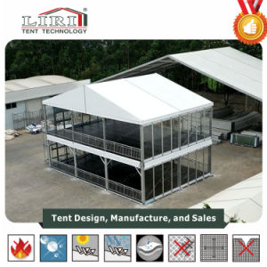 15X15m Multi-Deck Structures and Double Deck Marquee for Big Sport and Event in China pictures & photos