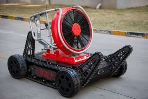Dangerous Disaster Situation Applicable Fire Smoke Robot pictures & photos