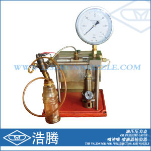 Oil Pressure Gauge for Common Rail Injector Pressure Tester pictures & photos