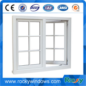Manufacturing Thermal-Break Office Aluminum Casement Window pictures & photos