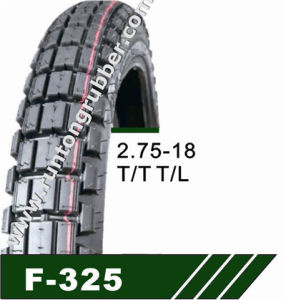 China Best Selling 2.75-17 off-Road Motorcycle Tire Motorcycle Tyre and Tube pictures & photos