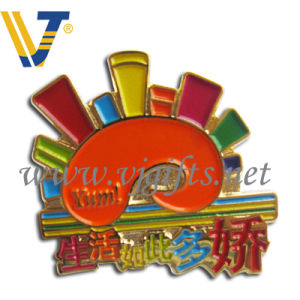 Soft Enamel Cool Promotional Lapel Pins (LP-0028)