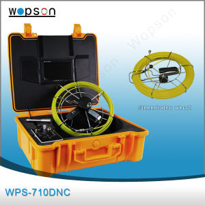 Wopson Waterproof Sewer Pipe Camera with Meter-Counter pictures & photos
