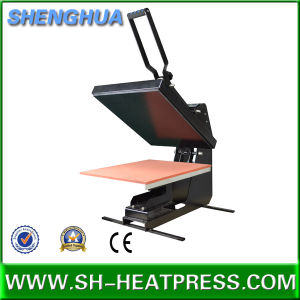 Auto Release Semi-Auto T-Shirt Sublimation Heat Press Machine pictures & photos